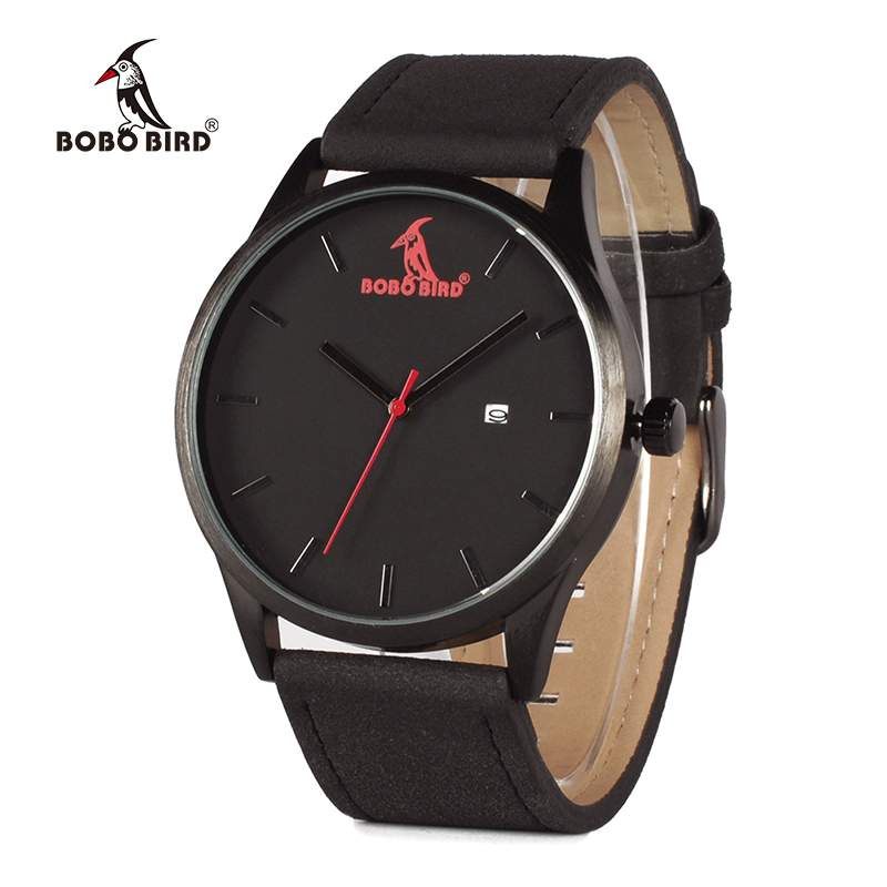 BOBO BIRD G15 Men Fashion Luxury Brand Q