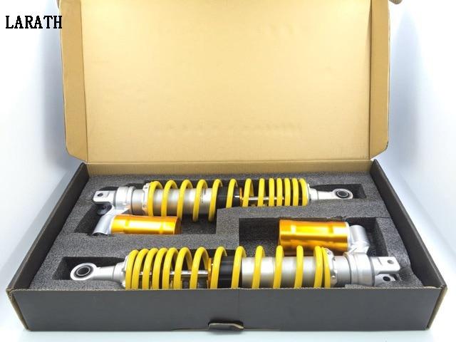 Univers 320 mm 360 mm Amortiguadores para Honda Yamaha Suzuki Kawasaki Scooter Xmax Nmax 155 Pcx 125 150 Nmax155 Pcx150