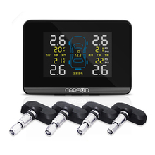 TPMS Car Tire Pressure Monitoring System High Quality TPMS For Your Safety Support BAR And PSI