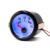 "2 ""Polegadas 52mm Gauge12V LED Azul 8-16 Volts Voltímetro Volts Medidor de Tensão YC100015"
