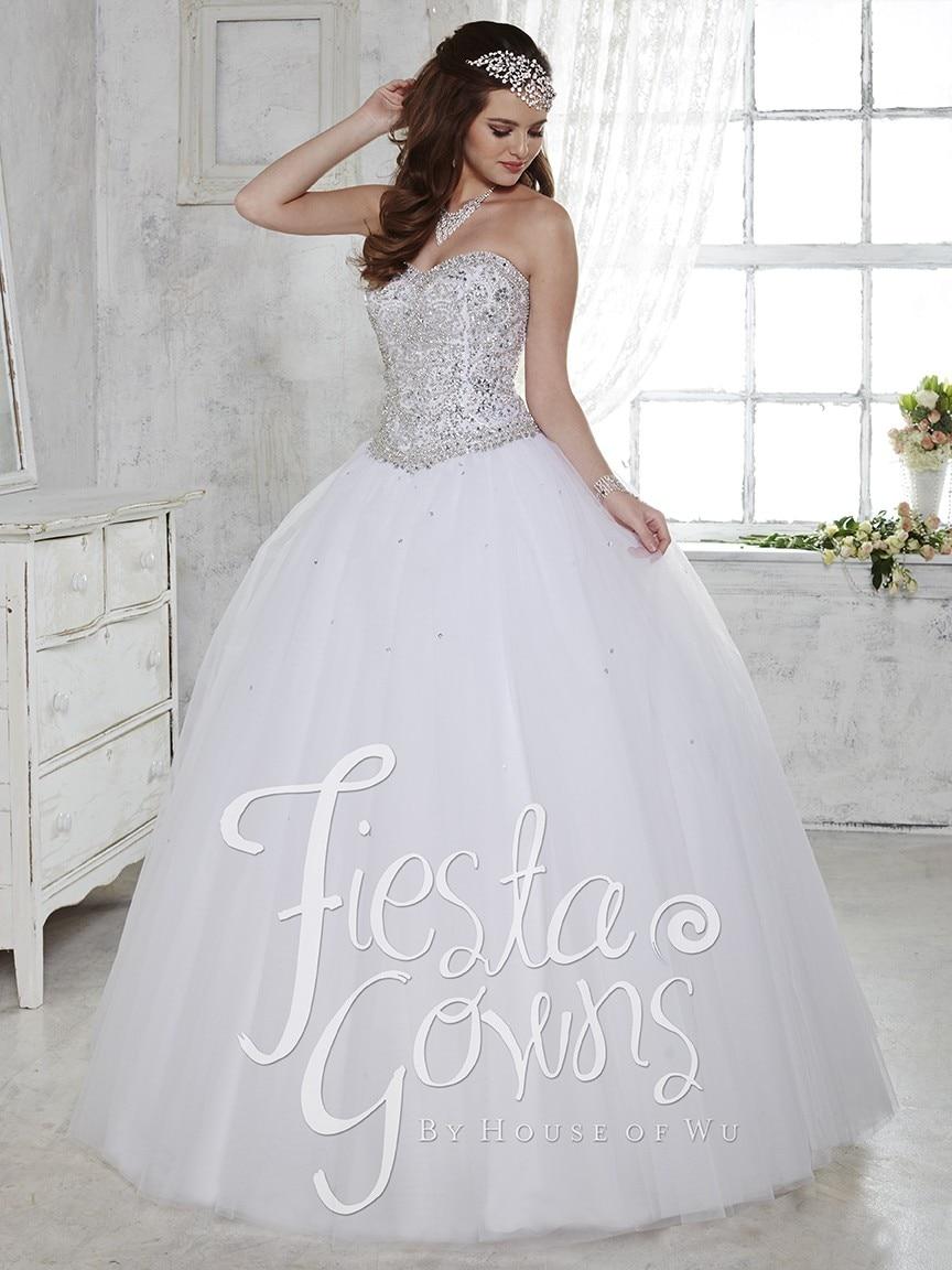 Wedding White Quinceanera Dresses popular white quinceanera dress buy cheap purple dresses 2017 for 15 year tulle organza beaded vestido de anos