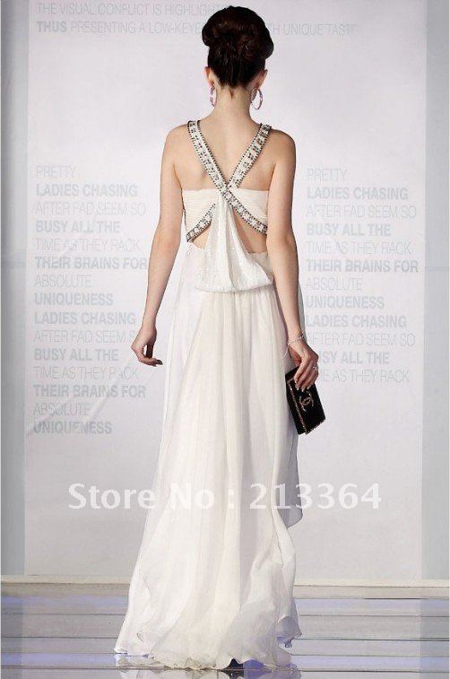 Free Shipping New Arrivals Chiffon+Beading Senior stylist custom Evening  dress Party dress any color size wholesale retail-in Evening Dresses from  Weddings ... 5d80ba6410d3