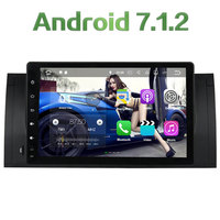 Android 7 1 2 3G 4G WIFI 2GB RAM 16GB RAM Quad Core Car Dvd Auto