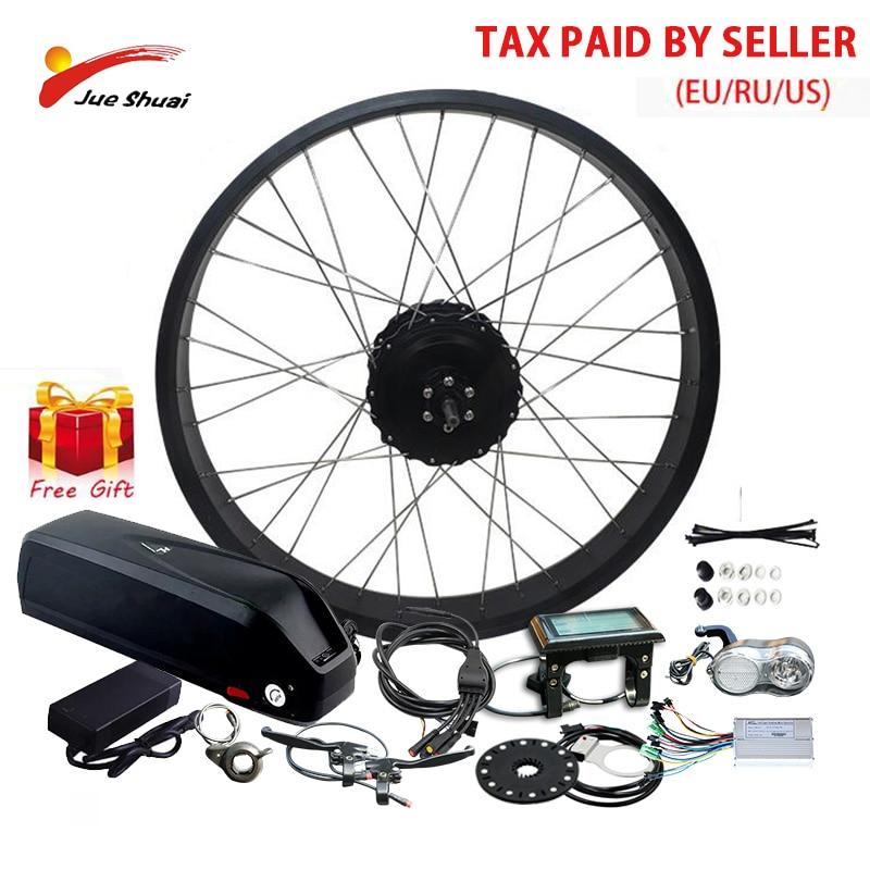 bicycle Conversion Kit 36V 250W 350W 500W ebike Motor Wheel SUN RINGLE MTX