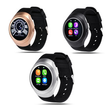 L6 Bluetooth Smart watch phone unterstützung SIM TF Karte Smartwatch MTK2502C Für android iOS Smartphone Hebräisch multi sprache PK U8