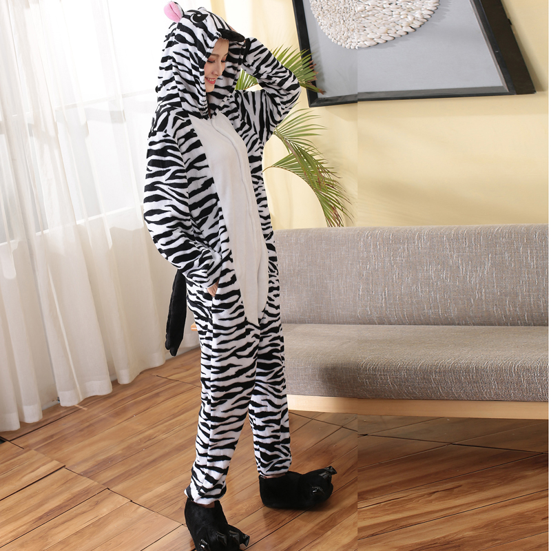 zebra pjamas for women