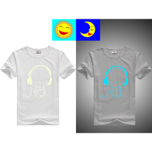 DMDM PIG 2017 Tiny Cotton Kids Boys Children Summer Luminous Tops Tees Child Short Sleeve T-Shirt For Girls Toddler Boy T Shirt