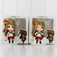 2pcs lot Love Live School idol project Action Figure Toys Minami Kotori PVC Model Dolls Q