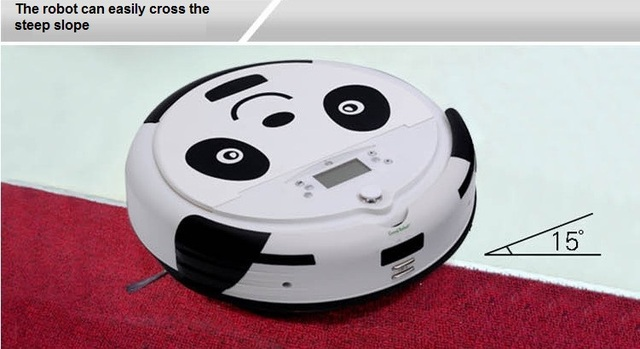 2014 Brand New 5 In 1 Multifunctional Vacuum Cleaning Robot (Auto Vacuum,Sweep,Sterilize,Mop,Filter)  Low Noise