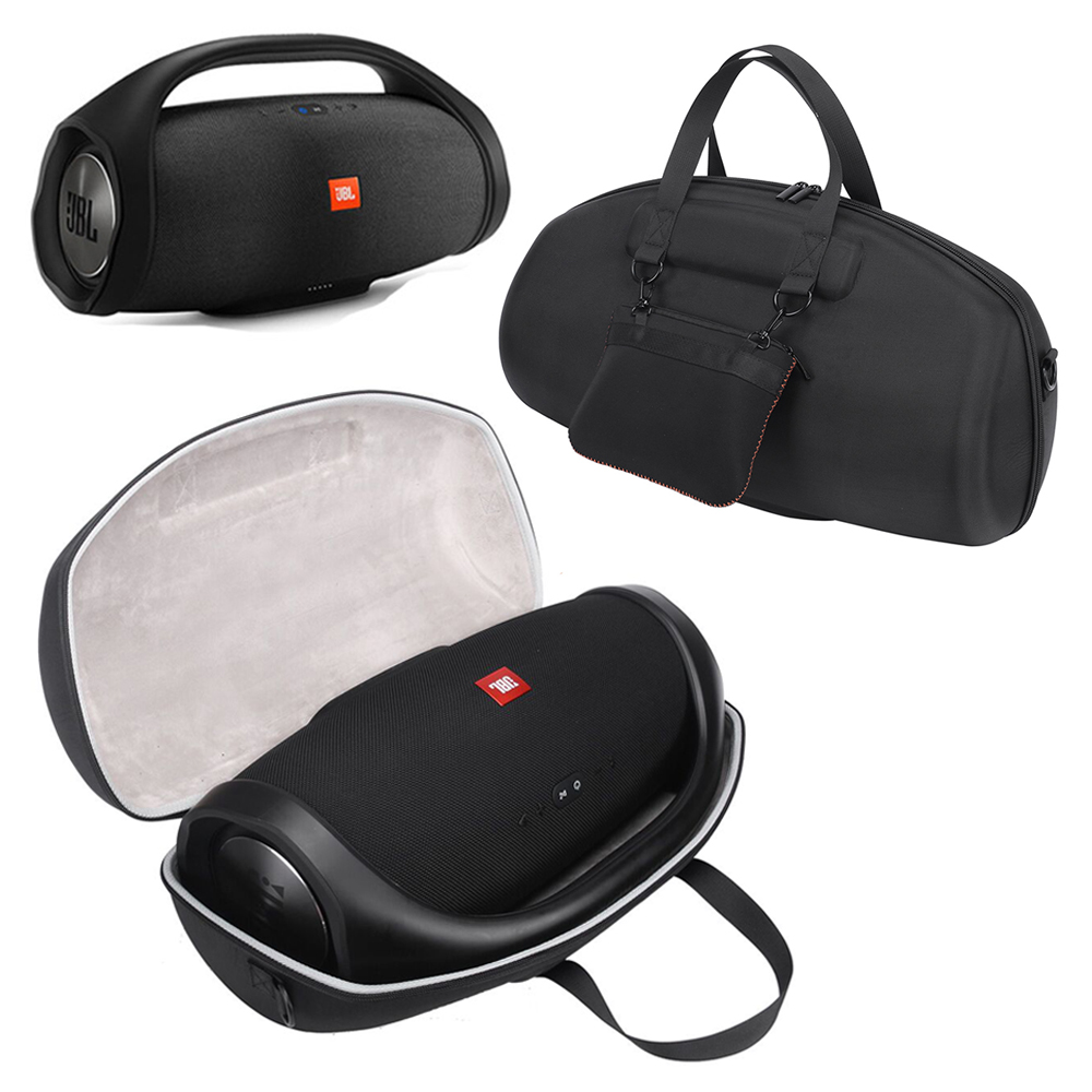 2018 Newest Travel Carrying EVA Protective Speaker Box Pouch Cover Bag Case For JBL BOOMBOX Portable Wireless Bluetooth Speaker стоимость