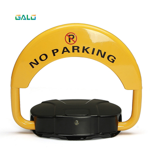 Image 2 - Car intelligent remote control Parking lock Thicken Collision Garage Automatic induction waterproof Wholesale price discount