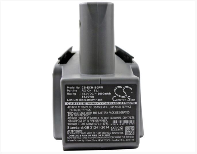 Cameron Sino 3000mAh battery for  EINHELL RG-CH 18 Li Power Tools BatteryCameron Sino 3000mAh battery for  EINHELL RG-CH 18 Li Power Tools Battery