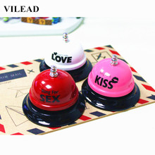 Ring for love Bell Ding Ring or kiss Couple Games Flirting Love Erotic Toys Funny Stuffs Valentine's Day Gifts for Lovers funny