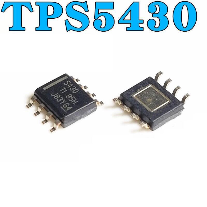 1pcs  TPS5430 TPS5430DDA TPS5430DDAR SOP-8 New Buck Regulator