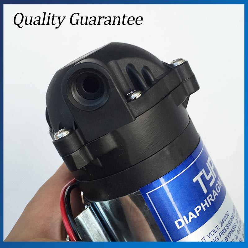 50G Water Purifiers Accessories 24V Clean Water Pump