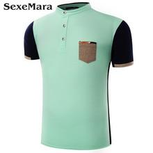 SexeMara New Famous Brand polo ralph crown Men and women Polo Shirts Brand cheap Short Sleeve Poblo Camisa Polo shirt Polos002