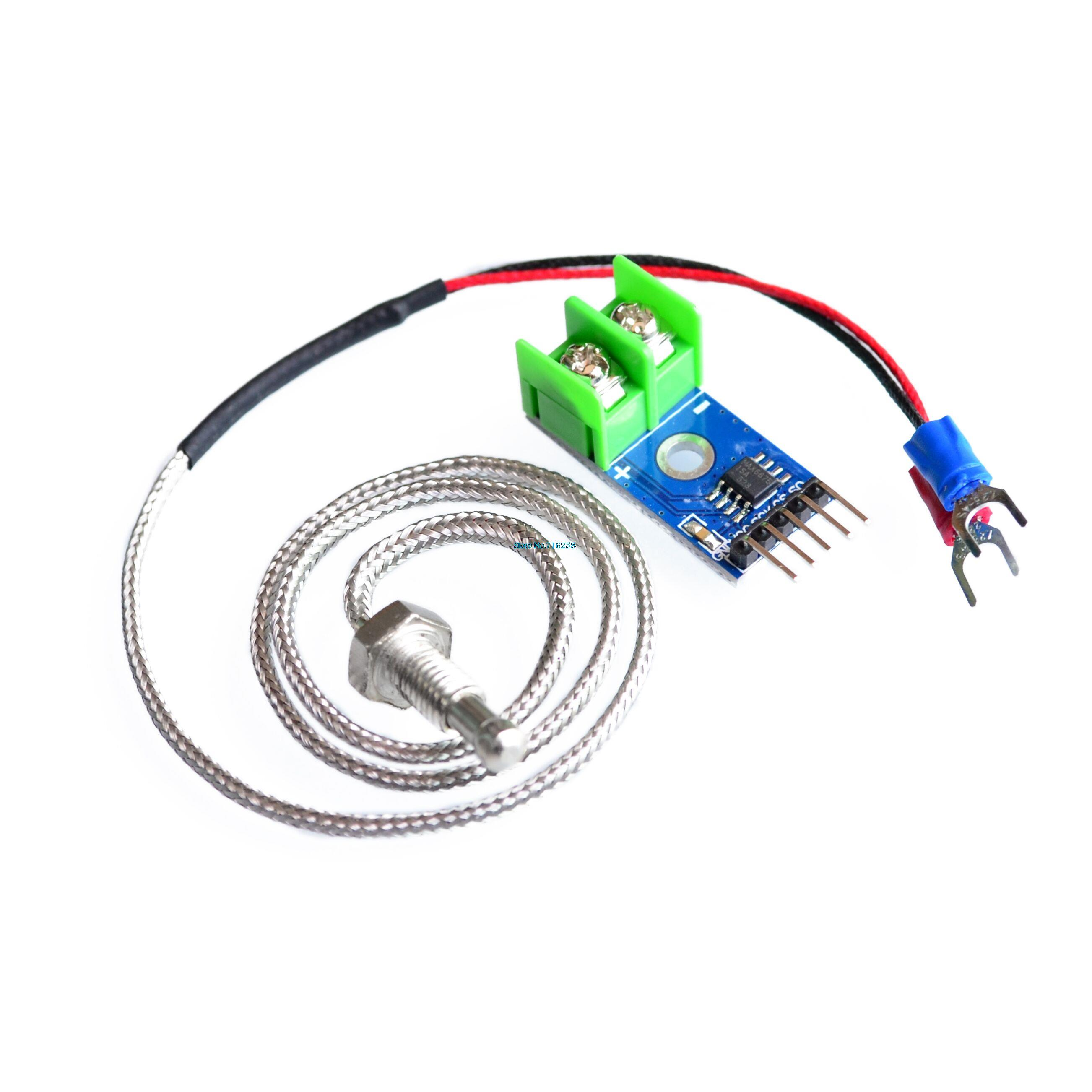 MAX6675 Module + Type Thermocouple Thermocouple Sensor forMAX6675 Module + Type Thermocouple Thermocouple Sensor for