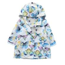 autumn baby jacket for girl jackets kids coat outerwear hood