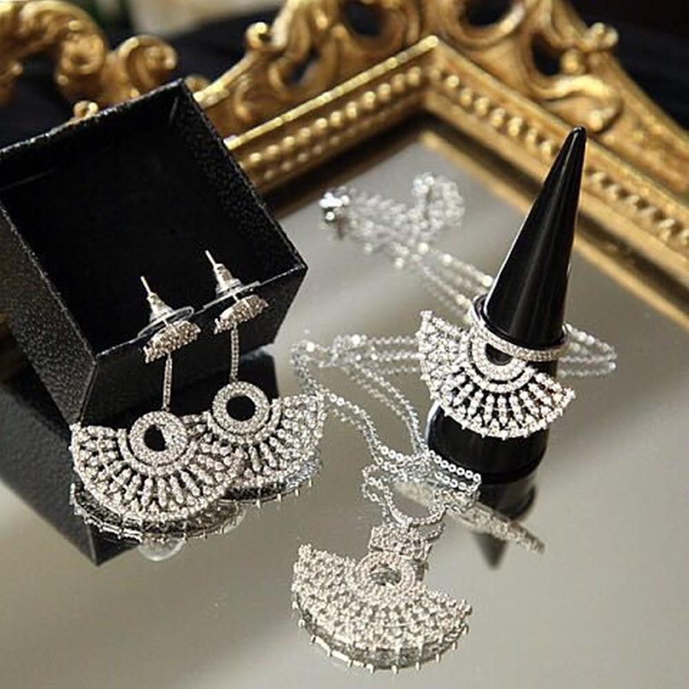 Silver Turkish Platinum: XA232 Luxury Designer Fashion 925 Sterling Silver Jewelry