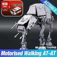 NEW LEPIN 05050 1137pcs AT-AT the robot Model Building blocks Bricks Classic Compatible 75054 Boys Gift