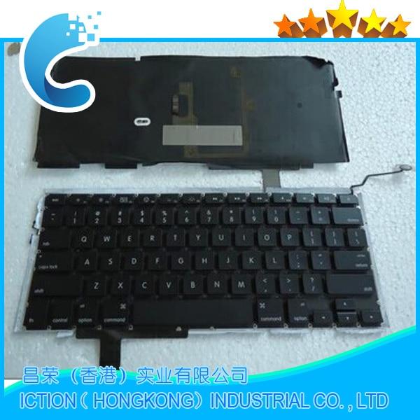 LAPTOP KEYBOARD For MacBook Pro A1297 17 Unibody US Keyboard & Backlight 2009 2010 2011