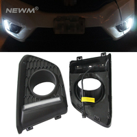 Car Auto Parts LED DRL Light Led Daytime Running Light External Front Headlight For Honda