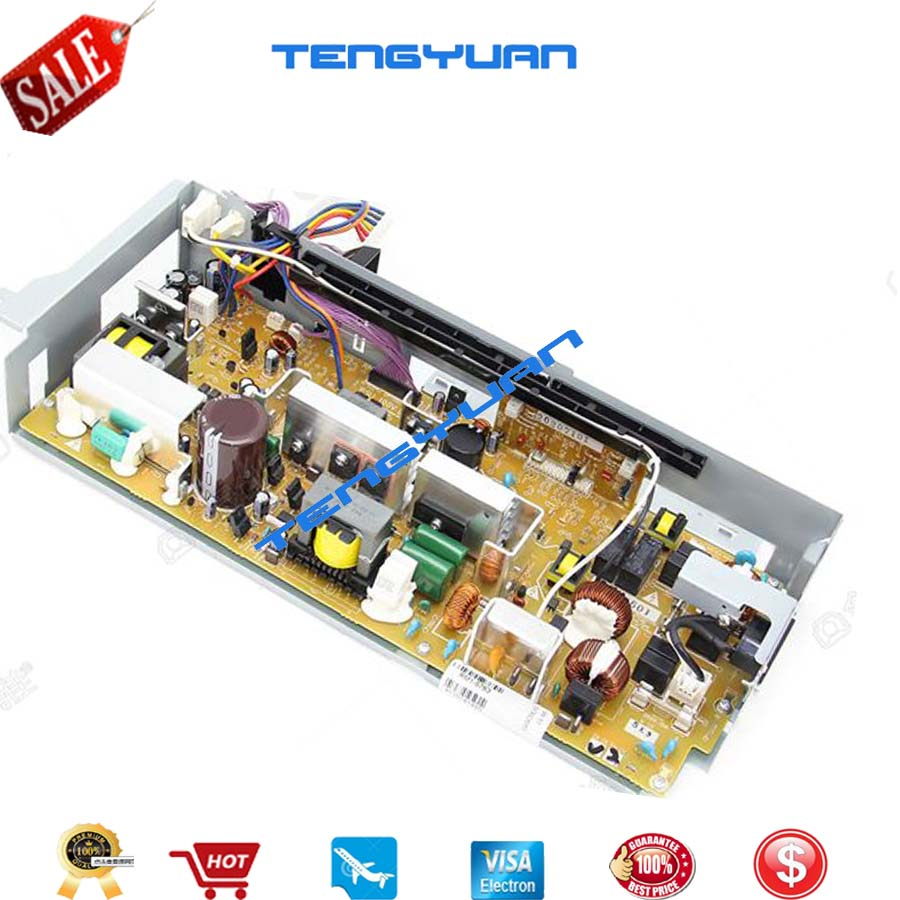 Free shipping 100% test original for HP4025 CP4025/4525 Power Supply Board RM1-5764-000CN RM1-5764(220V)RM1-5763-000 RM1-5763 free shipping 100% test original for hp4345mfp power supply board rm1 1014 060 rm1 1014 220v rm1 1013 050 rm1 1013 110v