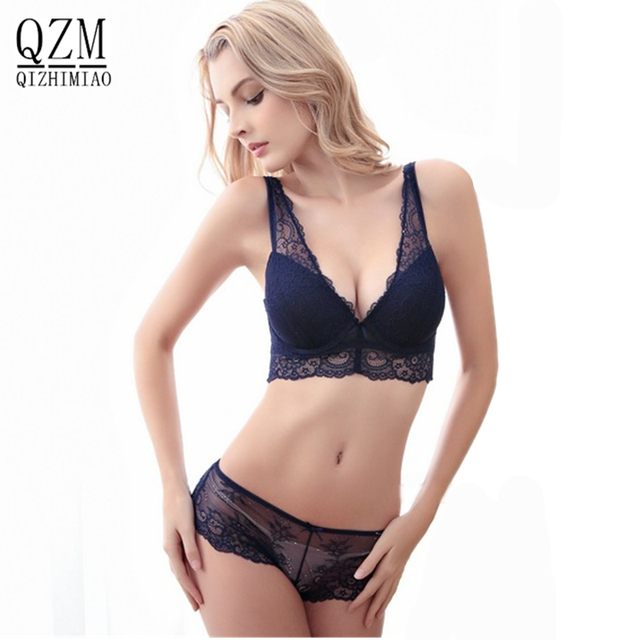 QIZHIMIAO Sexy lingerie Set – Multi Color