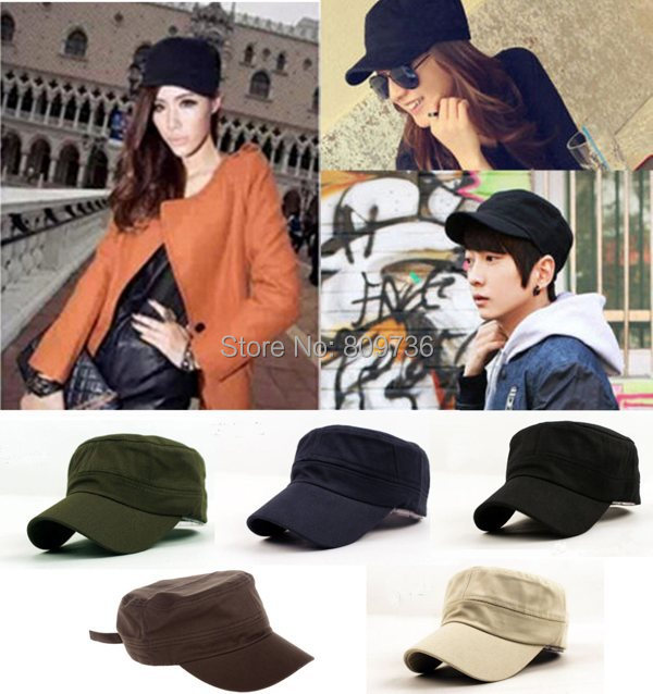 1PC Classic Women Men Snapback Caps Vintage Army Hat Cadet Patrol Cap  Adjustable Outdoors Baseball Unisex Hats Hot 2019-in Baseball Caps from  Apparel ... c68958ee4df8