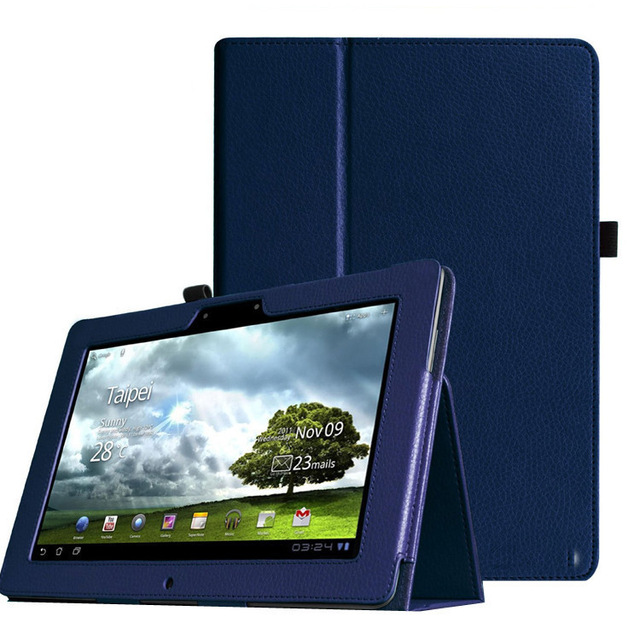 For Asus Memo Pad FHD 10 ME301T ME302 ME302C ME302KL 10.1 inch tablet leather Cover Case+Scren Protector Film+Stylus Pen
