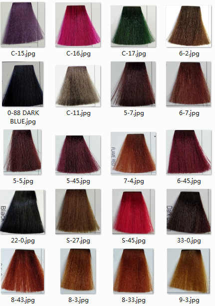 415f3b1c2 ... Mokeru 1 pc Chemical free Salon Purple Hair Color Dye Cream Professional  Hair Color natural hair
