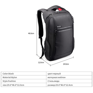 Image 5 - Padieoe 2018 New Designer Canvas Laptop Backpack for Travel Fashion Men Daypack Charging card High Quality Stylish Male Backpack
