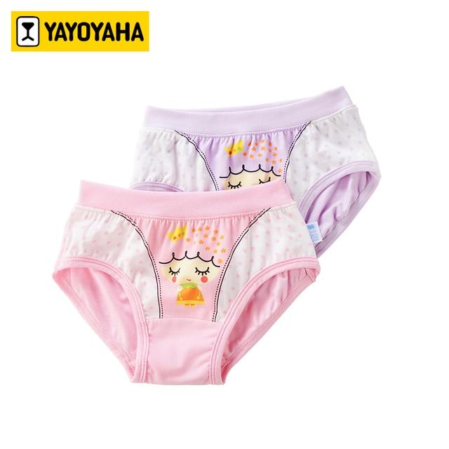 Flexible girls in panties