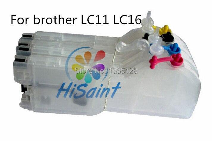 HEIßE Tintenpatrone LC 11 LC 1100 LC 980 für Brother LC1100 LC980...