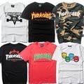 Thrasher Sweatshirt Pullover Anime Hoodies For Men Ripndip Men's Hoodies And Sweatshirts Trasher Palace Skateboard Sweatshirt