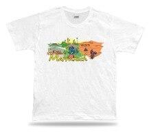 Marrakech Majorelle Garden Bahia Palace El Badi Jemaa El-Fnaa T Shirt T-Shirt 100% Cotton Short Sleeve Tops Tee Shirts