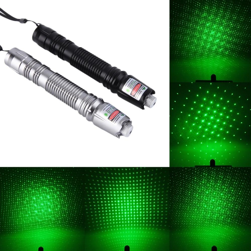 2017 new Green <font><b>Laser</b></font> Pointer Pen 5 miles Rang 532nm Burning Beam Light Lazer