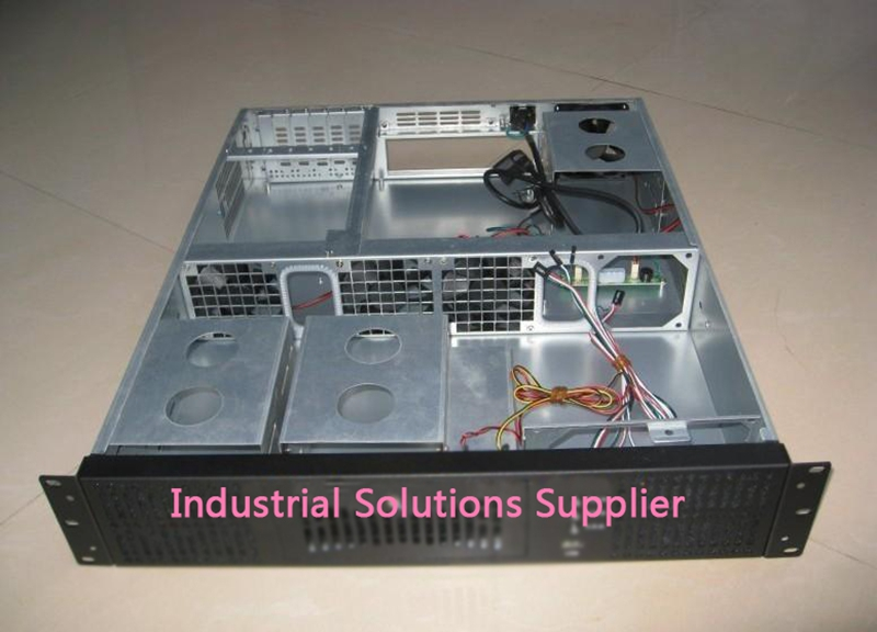 New 2U530A 2U Server Computer Case Industrial Computer Case new industrial computer case 2u server computer case pc power supply length 43