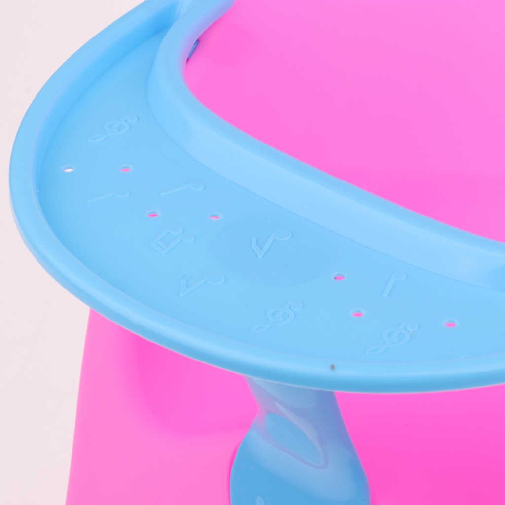 ตุ๊กตาเนอสเซอรี่เด็กจำลองเก้าอี้รับประทานอาหาร Highchair เฟอร์นิเจอร์สำหรับ MellChan 9-11 นิ้ว Reborn ตุ๊กตา Playset ของเล่น