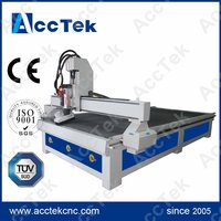 AKM2040 CNC ROUTER WOOD AND METAL 3d milling machine