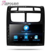 Android 8.1 Car Radio 9 Car GPS Navigation for KIA SPORTAGE 2007 2008 2009 2010 2011 2012 2013 2014 2015 2016 Multimedia NO DVD