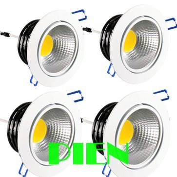cob recesso levou downlight local lampara luminaria para casa decoraction rotativo rodada ce rohs pela