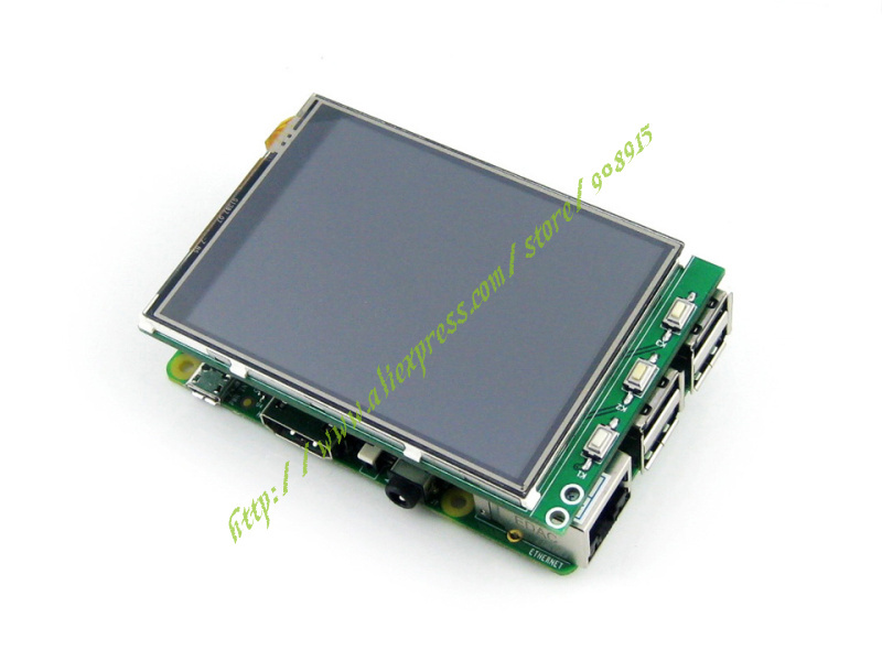 Raspberry Pi Touch Screen 3.2inch TFT LCD With XPT2046 Controller 320*240 Pixel For Raspberry Pi 3B/2B/B+