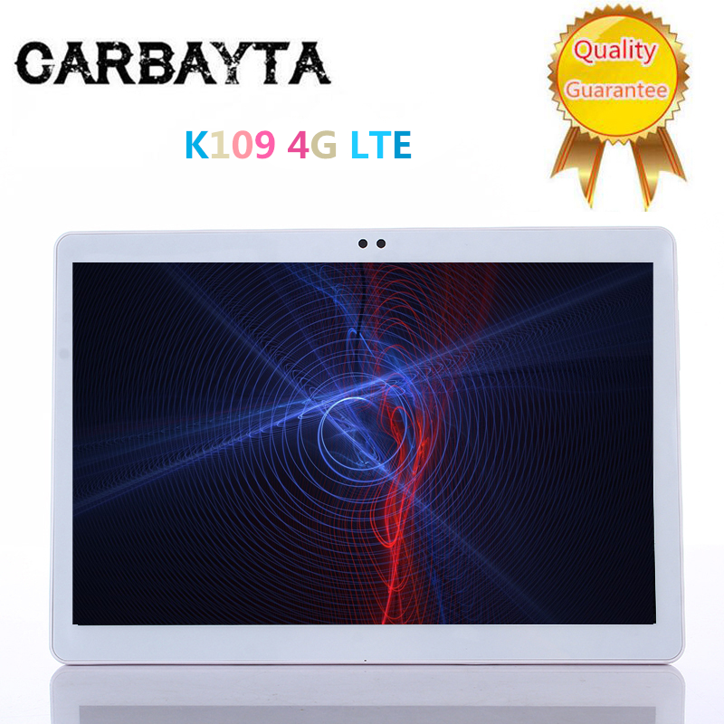DHL Shipping 4G LTE K109 Android 6 0 Tablet PC Tab 10 1 Inch IPS Octa