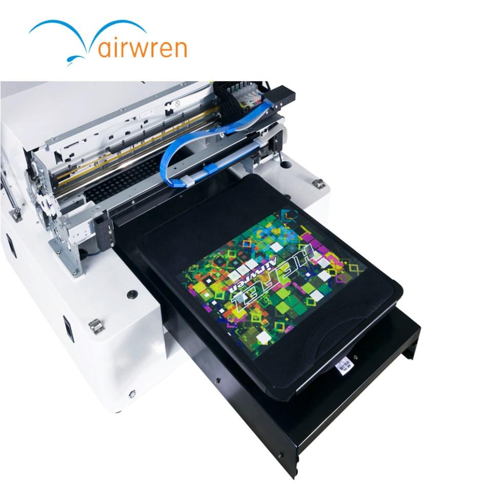 2018 New Design T-shirt Printing Machine T Shirt Printer On Clothes 5760*1440dpi