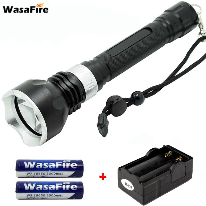 cree diving torch