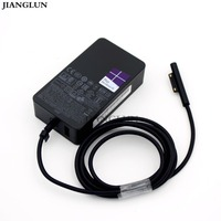 JIANGLUN NEW Tablet Ac Power Adapter Charger For Microsoft Surface Pro5 15V 2.58a 44W 1800
