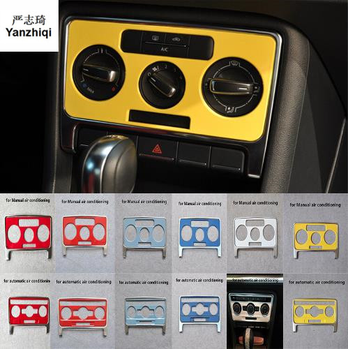 4 pcs/lot voiture autocollants accessoires de voiture ABS matériel intérieur porte poignée décoration couverture pour 2013-2018 Volkswagen VW Beetle