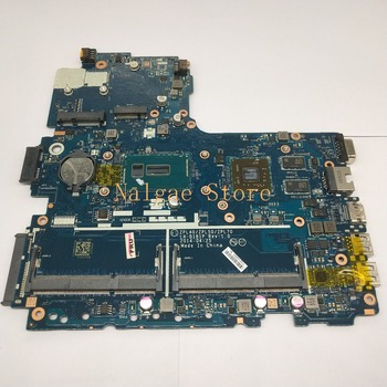 Buy it 790669-001 For HP 15-R Laptop Motherboard With SR23Y i5-5200 CPU 820M/2GB GPU ASO56 LA-B972P 790669-501 MB 100% Tested