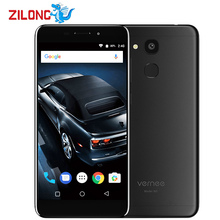 Vernee M5 One Hand Operation Android 7.0 4G Smartphone 4GB RAM 32GB MTK6750 Octa Core 5.2″ 13MP Fingerprint 3300mAh Mobile Phone
